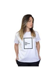 Camiseta Boutique Judith Enjoy Quarantine Time Branco