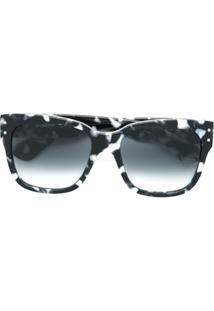 0540922316c Óculos De Sol Moschino Preto feminino