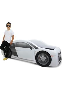 Cama Cama Carro R8 Branco