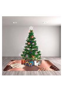 Tapete De Natal Para Sala Moderno Único