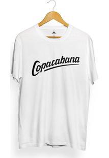 Camiseta Skill Head Copacabana - Masculino-Branco