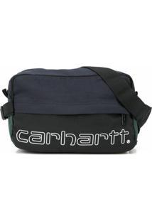 Carhartt Wip Pochete Com Estampa De Logo - Preto