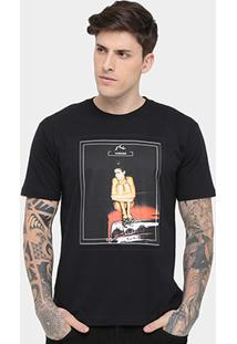 Camiseta Rusty Silk Impala Masculina - Masculino