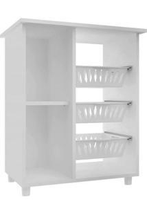 Fruteira 1 Porta 0261 - Branco