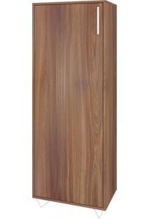 Armário Multiuso 1 Porta Blc 222 - Brv Móveis Elare