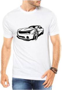 Camiseta Criativa Urbana Top Carros Masculina - Masculino