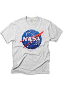 Camiseta Geek Cool Tees Nasa Vintage - Masculino