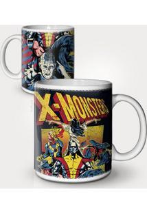 Caneca X-Monsters