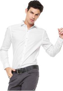 Camisa John John Slim Lisa Branca