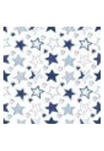 Papel De Parede Autocolante Rolo 0,58 X 5M Estrela 158175