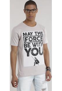 Camiseta Darth Vader Rosê