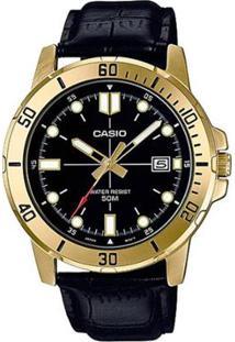 72de65f261f ... Relógio Casio Masculino - Masculino-Dourado