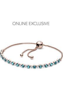 Bracelete Pandora Rose™ Brilho Do Mar - Pandora Ocean