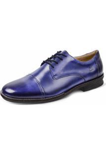 Sapato Social Sandro Moscoloni Presley Azul