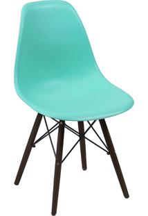 Cadeira Com Base Preta 1102-Or Design - Tifany