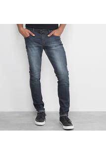 Calça Jeans Skinny Reserva Stone Masculina - Masculino-Jeans