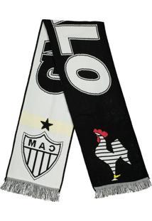 Cachecol Atlético Mineiro Volpi - Unissex