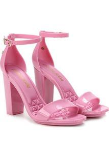 Sandália Petite Jolie Alexa Feminina - Feminino-Pink