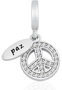 Pingente Life Símbolo Da Paz