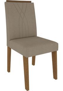 Cadeira Nicole Caramelo Savana