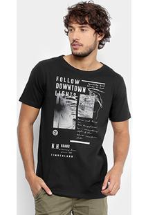 Camiseta Timberland Downtown Masculina - Masculino