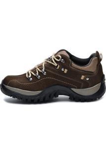 Bota Adventure Helazza Boots Cano Curto Musgo