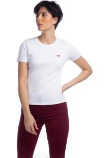 Camiseta Levis Perfect - 60036 Branco