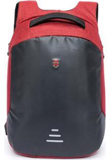 Mochila Oh My Bag Swissport Antifurto - Unissex