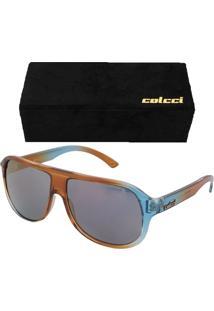 Óculos Solares Colcci Simple Marrom