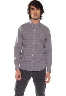 Camisa Levis Classic No Pocket Rollup - Xxl