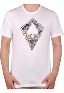 Camiseta Mcd Skull Flower Masculino - Masculino