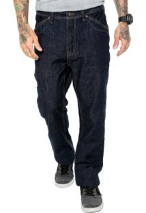 Calça Jeans Mcd Slim Box Azul