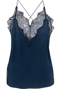 Zadig&Voltaire Camisola - Azul
