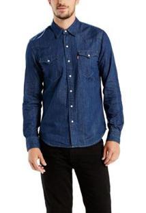 Camisa Levis Classic Western 669860020 - Masculino