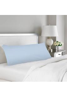 Fronha Para Travesseiro De Corpo Xuxã£O Casa Dona 200 Fios Com ZãPer Branco - Incolor - Dafiti