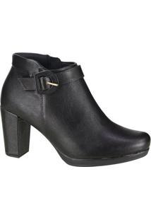 Bota Feminina Modare Ultraconforto Ankle Boot