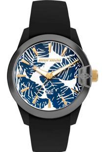 Relógio Mormaii Analógico Maui Mo2035In8D Preto - Kanui
