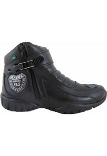 Bota Atron Shoes Motorcycle 95 - Masculino