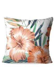 Capa De Almofada Avulsa Floral Paradise 35X35
