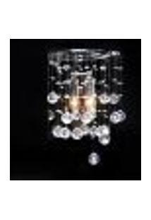 Arandela Cristal K9 Luminária Design Lm1880 - Eluminárias