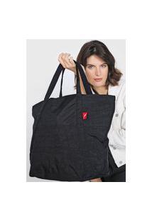 Bolsa Cantão Super Nylon Bag Preta