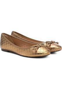Sapatilha Shoestock Matelassê Feminina - Feminino