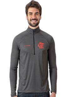 Casaco Braziline Victory Flamengo Cinza