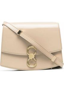 Cafuné Pendulum Flap Shoulder Bag - Neutro