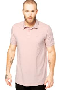 Camisa Polo M. Officer Rosa