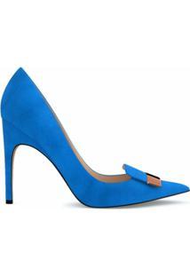 Sergio Rossi Scarpin Sr1 - Azul