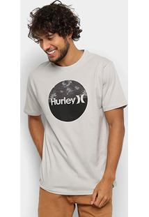 Camiseta Hurley Silk Krush Masculina - Masculino