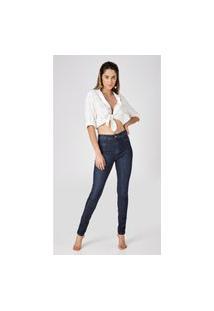Calça Jeans Express Hot Skinny Cristiane Azul