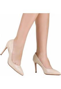Sapato Schutz Scarpin Salto Fino