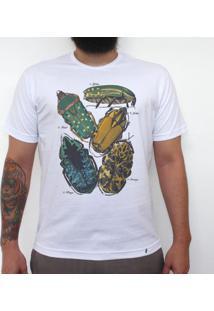 Beetles - Camiseta Clássica Masculina